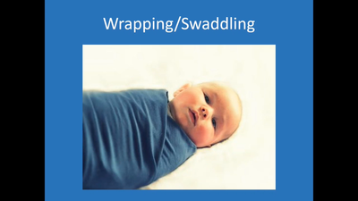 Newborn care class - online video only (no shipping)