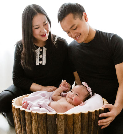 Newborn, Baby, or Family Photography Experience - Melbourne