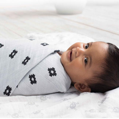 Aden + Anais Lovestruck Classic Swaddles 4-pack
