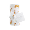White Label Serengeti Classic Muslin Single Swaddle