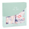 Aden + Anais Trail Blooms 2-pack Muslin Swaddles
