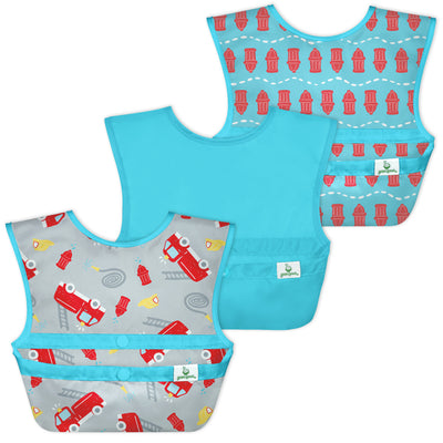 Snap & Go Easy-wear Bibs (3pk)