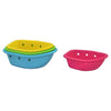 Sprout Ware Floating Boats made from Plants (4 boats)-Multicolor