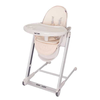 Pandora Highchair - Latte