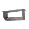 Lyon Wallshelf - Dark Grey