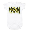 Custom Airbrush BABY ONESIE Design 007