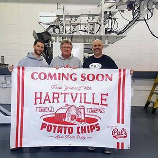 Hartville Potato Chips