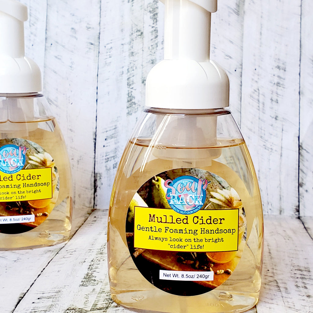 Mulled Cider Foaming Handsoap