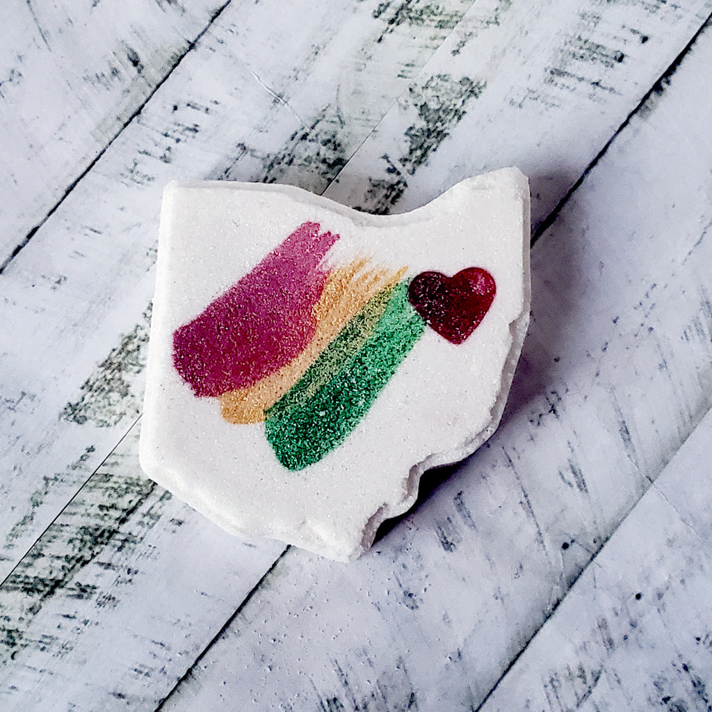 Heartland Holiday Bath Bomb