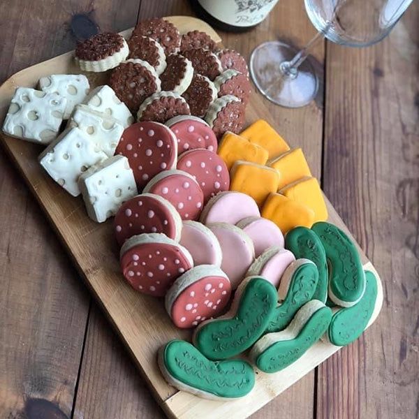Cookie Charcuterie Tray