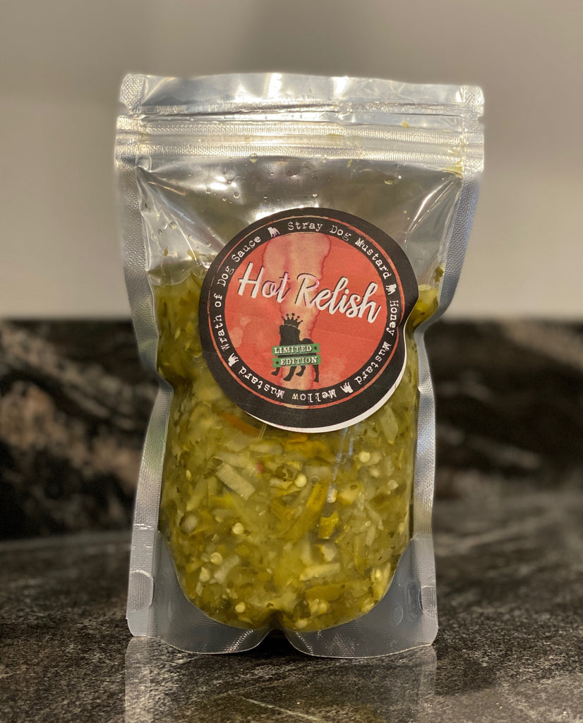 The Akron Pickle- Hot Relish (Limited Edition!)