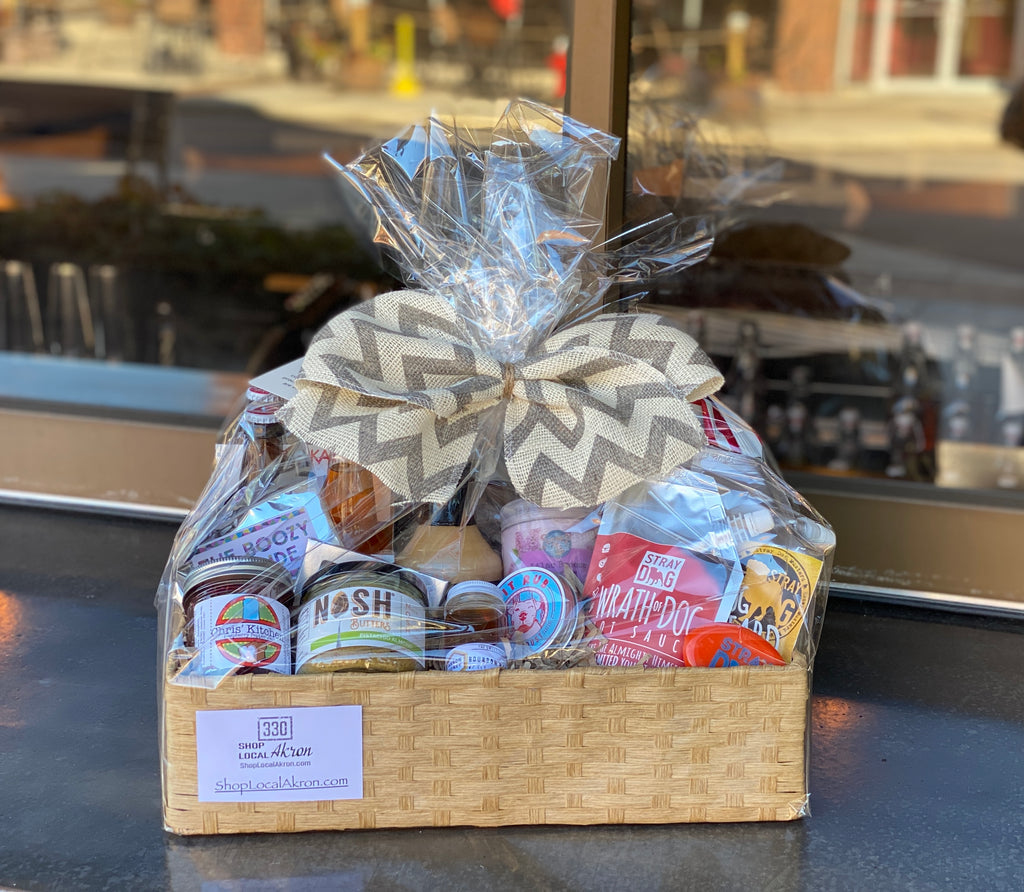 We Love the 330 Gift Basket