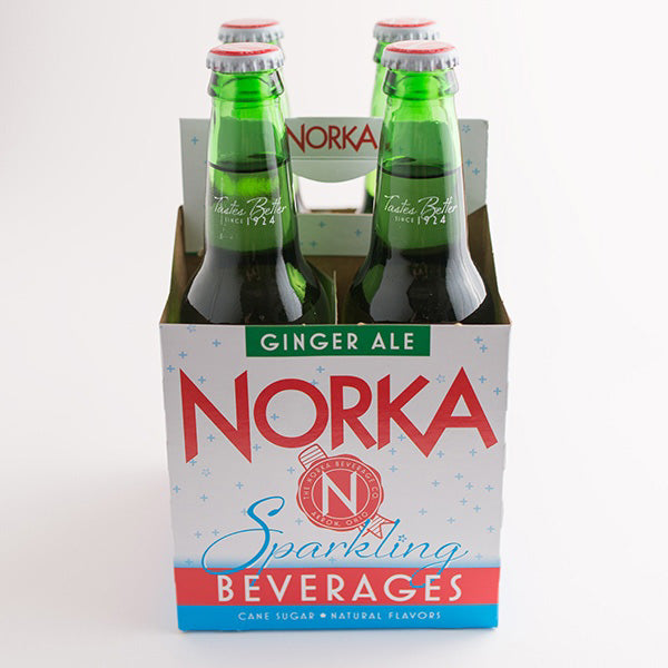 Ginger Ale Soda