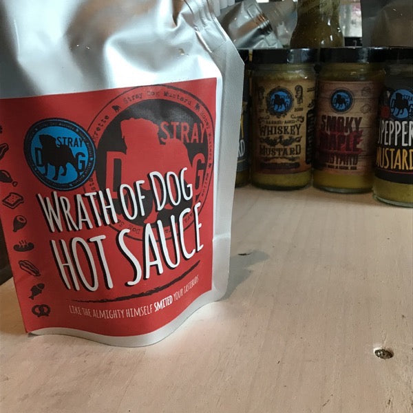 Wrath of Dog Hot Sauce