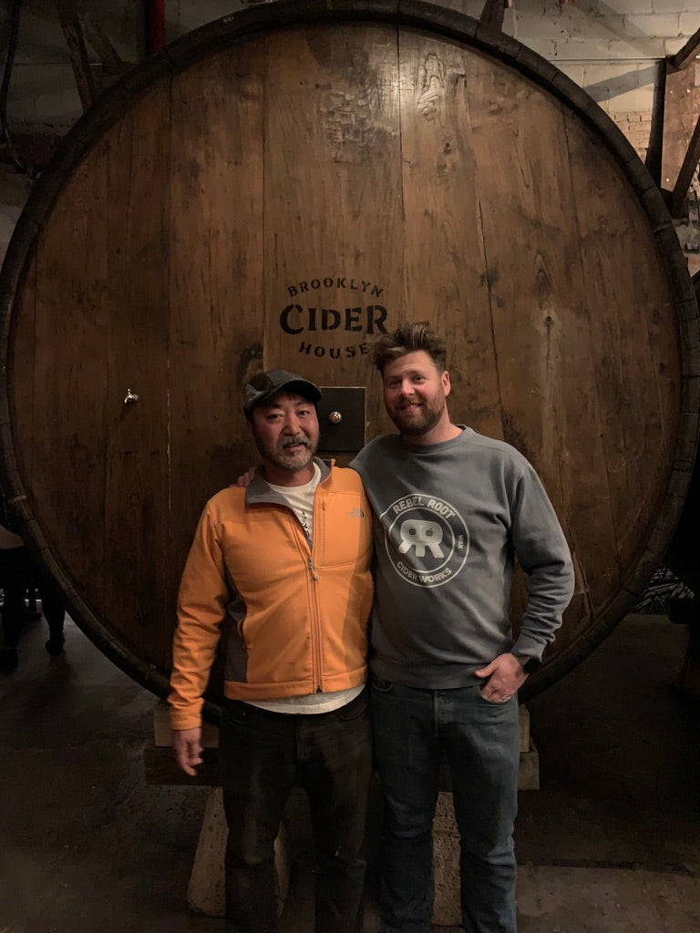 My top 5 American Cider makers that have influenced me