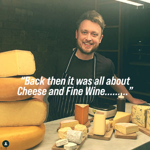 How to pair Cheese and Cider - A  masterclass from Head Cheesemonger Sam Wilkin