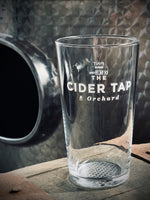 Load image into Gallery viewer, THE CIDER TAP & ORCHARD GLASSWARE