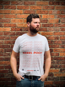 REBEL ROOT - NEW WAVE T-SHIRT
