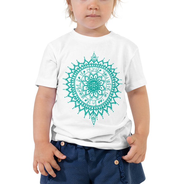 Toddler Be The Change Tee