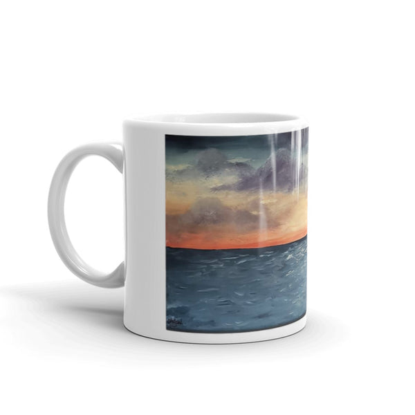 """Seas The Day"" Mug"