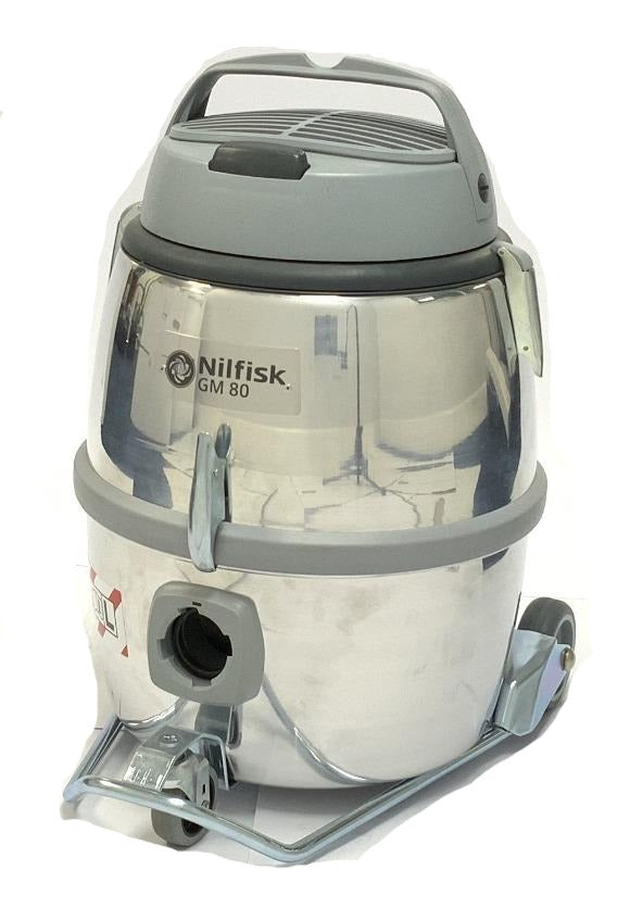Nilfisk GM80 Professional - Nilquip Ltd