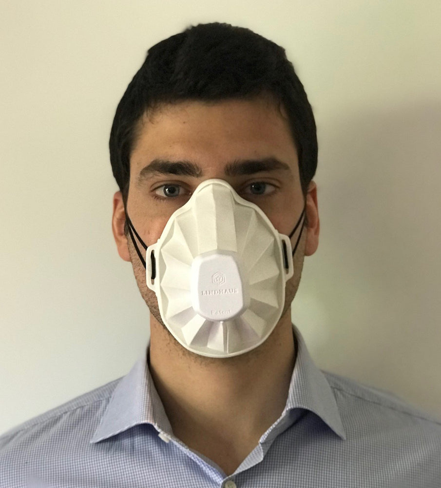 Lindhaus FFP3 Washable Half Face Mask (SALE PRICE) - Nilquip Ltd
