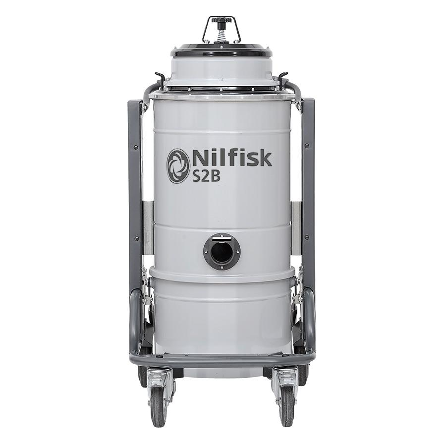 Nilfisk S2B Industrial Vacuum Cleaner - Nilquip Ltd