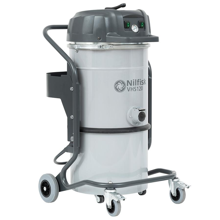 Load image into Gallery viewer, Nilfisk VHS120 Compact Industrial Vacuum Cleaner - Nilquip Ltd