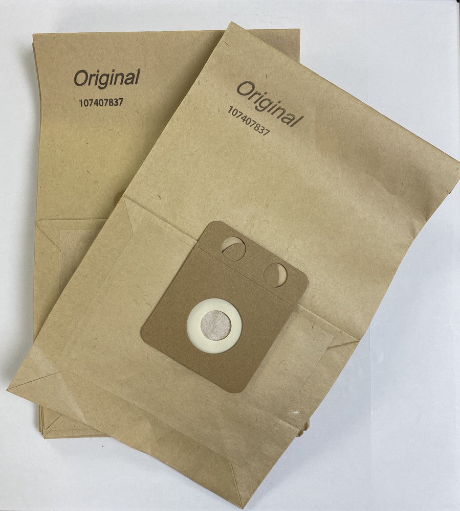 Load image into Gallery viewer, Nilfisk Genuine VP / GD / Family Dustbags (10 pack) - Nilquip Ltd