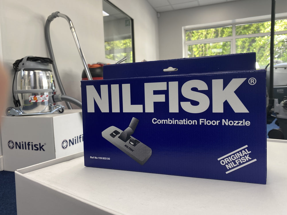 Nilfisk 32mm Standard Combination Nozzle - Nilquip Ltd