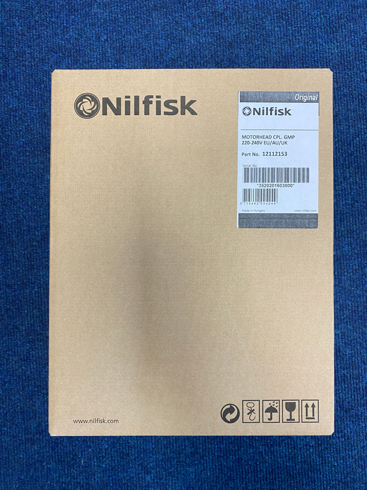 Load image into Gallery viewer, Nilfisk GM80 / 90 Series 220V Motor