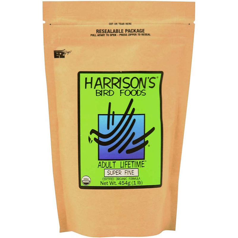 Harrisons Adult Lifetime Super Fine (453g)