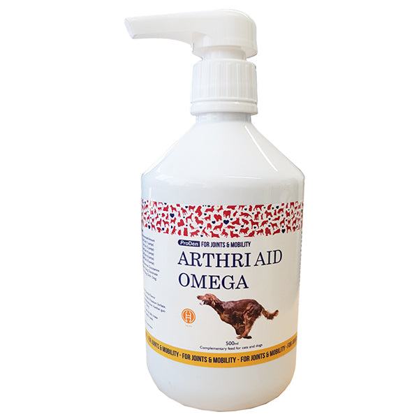 Arthri Aid Omega (500ml) at Petremedies