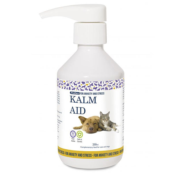 Kalm Aid Cat-Dog (250ml) at Petremedies