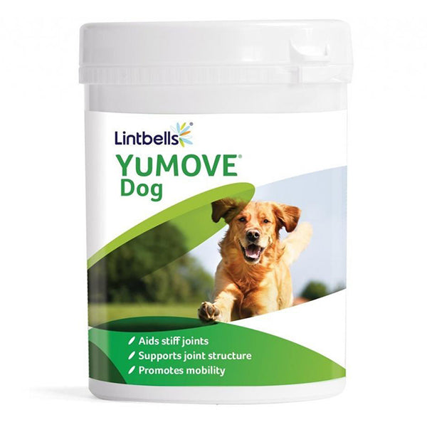 Lintbells Yumove Tabs (60pk) dogs at Petremedies