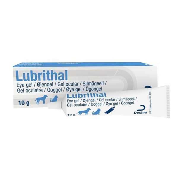Lubrithal Ophthalmic Gel (10g) at Petremedies