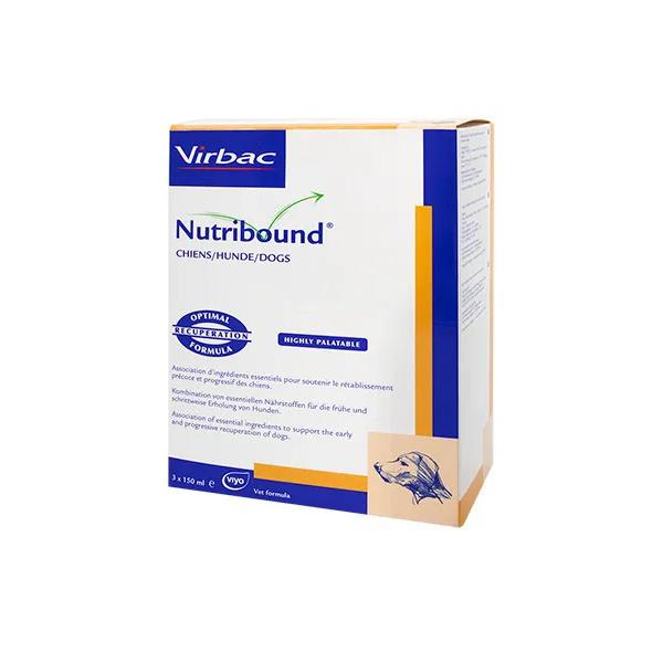 Nutribound for dogs 3x150ml at Petremedies