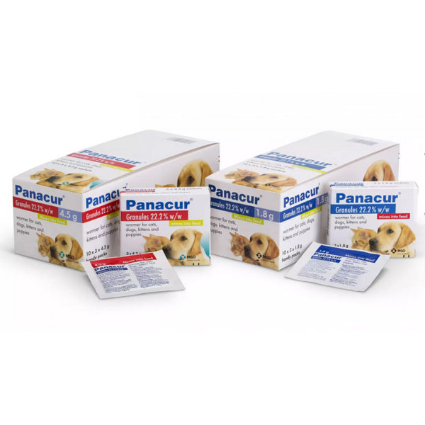 Panacur 22% Granules for Cat-Dog at Petremedies