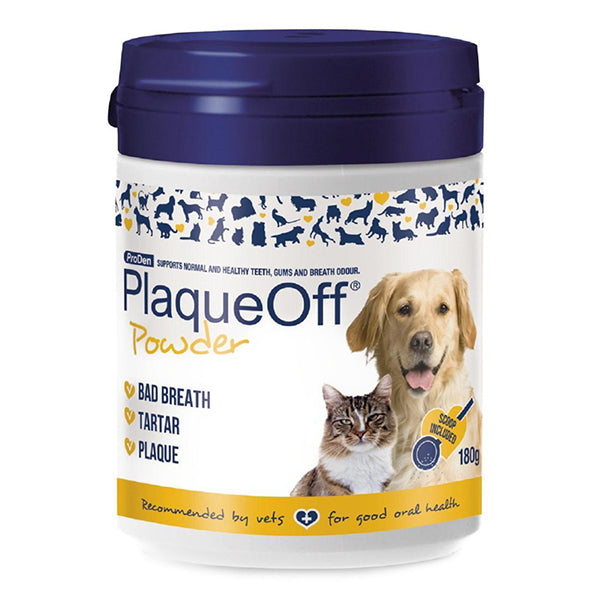 Plaqueoff (420g) at Petremedies