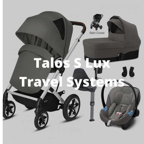 Talos s Lux travel systems
