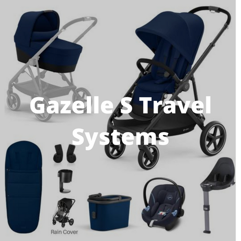 gazelle s travel systems