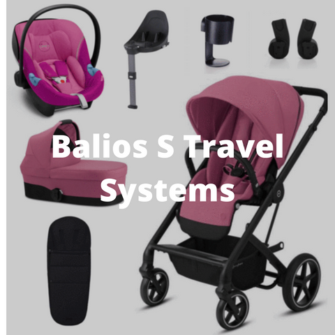 balios s travel systems