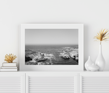 Load image into Gallery viewer, Framed Art Big Sur