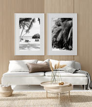 Load image into Gallery viewer, Framed Art Palm Tree Islamorada Florida