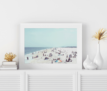 Load image into Gallery viewer, Framed Art Print Beach  Edit