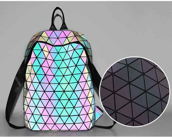 futuristic backpack