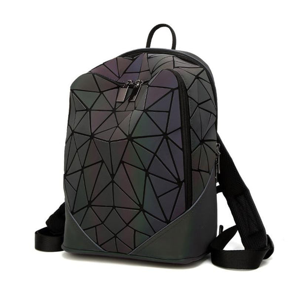 triangle design bag
