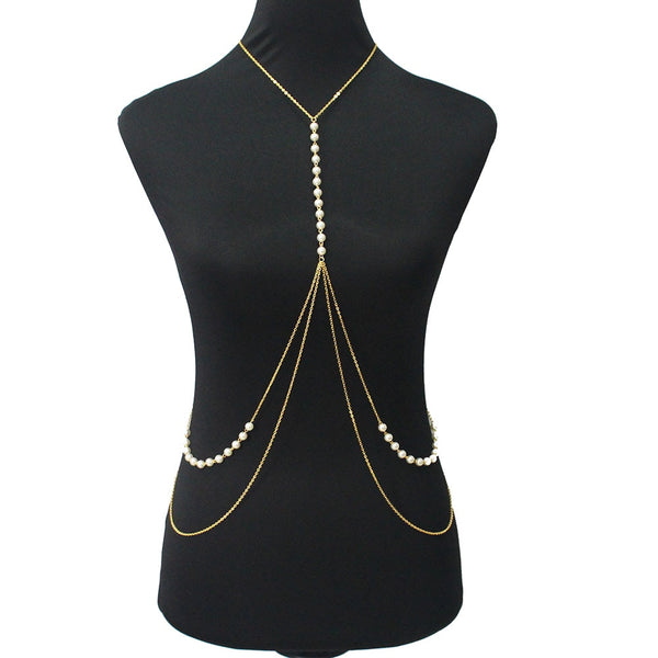 Princesse Tirana Body Chain