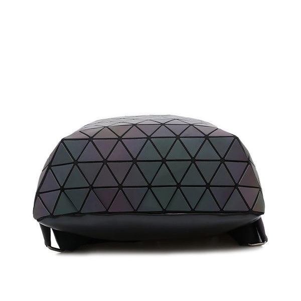 Princesse Ada Luminous Geometric Backpack
