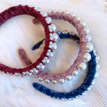 Load image into Gallery viewer, Queen of the Pearls Headband